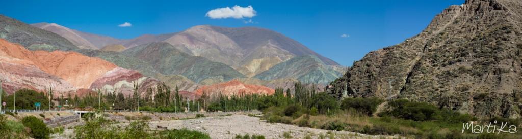 Cerro de Siete Colores - Purmamarca