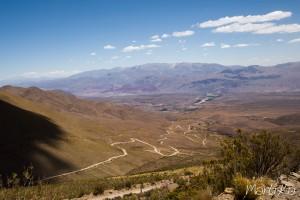 Quebrada de Pucara y Humahuaca
